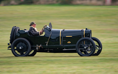 Shuttleworth, Old Warden-> Race Day 2018, Old Warden-> Race Day 2018-> Classic Sprint - 07/10/2018@12:01
