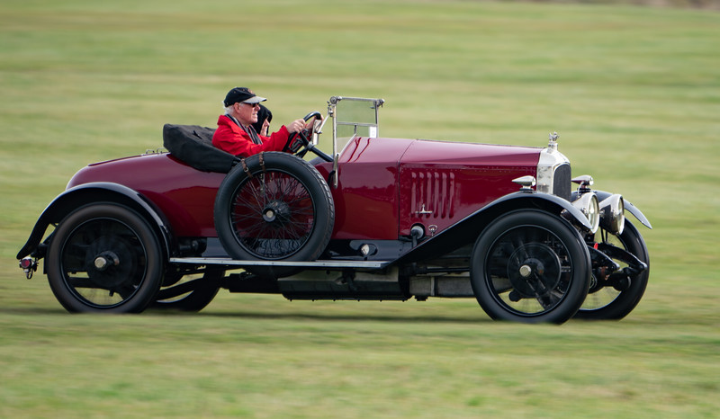 Shuttleworth, Old Warden-> Race Day 2018, Old Warden-> Race Day 2018-> Classic Sprint - 07/10/2018@12:02