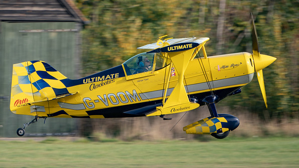 Shuttleworth, Old Warden-> Race Day 2018-> Display-> Pitts Race, Aircraft-> Pitts-> S-1 Ultimate-> G-VOOM - 07/10/2018@15:31