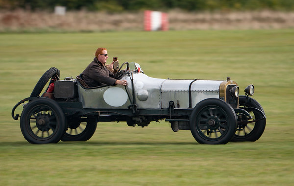 Shuttleworth, Old Warden-> Race Day 2018, Old Warden-> Race Day 2018-> Classic Sprint - 07/10/2018@12:00