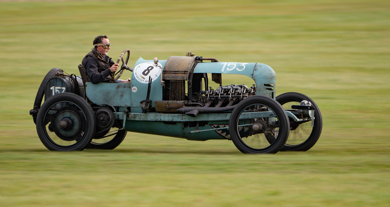 Shuttleworth, Old Warden-> Race Day 2018, Old Warden-> Race Day 2018-> Classic Sprint - 07/10/2018@12:08