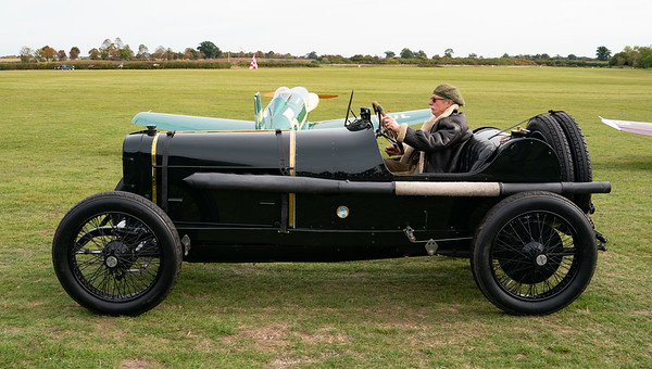 Shuttleworth, Old Warden-> Race Day 2018, Old Warden-> Race Day 2018-> Classic Sprint - 07/10/2018@11:55