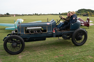 Shuttleworth, Old Warden-> Race Day 2018, Old Warden-> Race Day 2018-> Classic Sprint - 07/10/2018@11:54