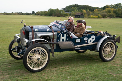 Shuttleworth, Old Warden-> Race Day 2018, Old Warden-> Race Day 2018-> Classic Sprint - 07/10/2018@11:56