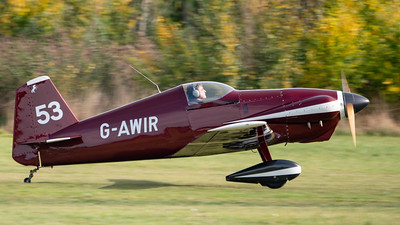 Shuttleworth, Aircraft-> Mustang Aeronautics-> Midget Mustang MM-1-> G-AWIR, Old Warden-> Race Day 2018-> Display-> F1 Racers - 07/10/2018@14:31