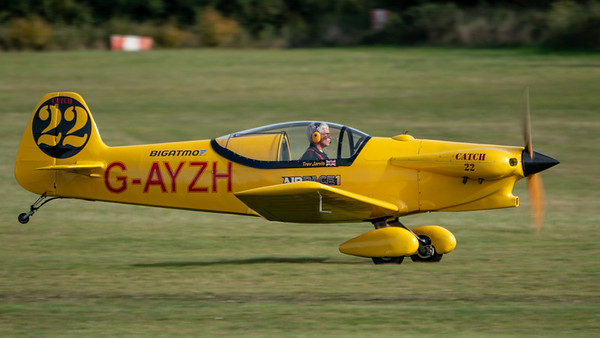 Shuttleworth, Aircraft-> Taylor-> JT-2 Titch-> G-AYZH, Old Warden-> Race Day 2018-> Display-> F1 Racers - 07/10/2018@14:31
