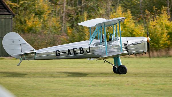 Shuttleworth, Aircraft-> Blackburn-> B.2 Series 1-> G-AEBJ, Old Warden-> Race Day 2018, Old Warden-> Race Day 2018-> Display-> Mock Air Race - 07/10/2018@14:10