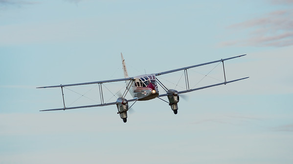 Flying Proms 2019, Shuttleworth - 17/08/2019@19:22