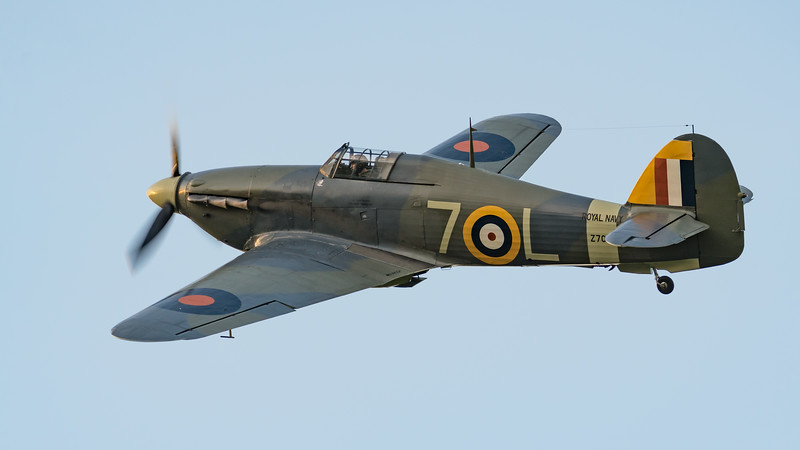 Flying Proms 2019, Shuttleworth - 17/08/2019@19:35