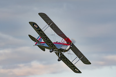 Flying Proms 2019, Shuttleworth - 17/08/2019@19:13