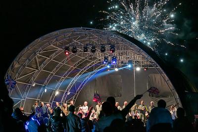 Flying Proms 2019, Shuttleworth - 17/08/2019@21:55