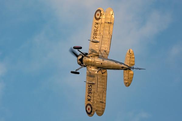 Flying Proms 2019, Shuttleworth - 17/08/2019@19:50