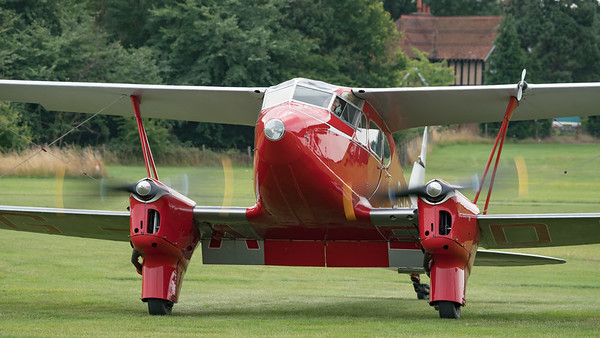Family Airshow 2019, Shuttleworth - 04/08/2019@11:00