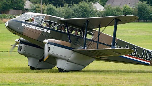 Family Airshow 2019, Shuttleworth - 04/08/2019@11:08