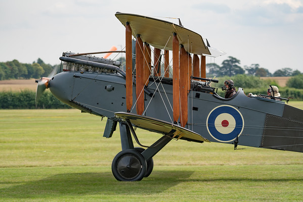 Family Airshow 2019, Shuttleworth - 04/08/2019@11:15