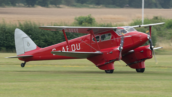 Family Airshow 2019, Shuttleworth - 04/08/2019@10:56
