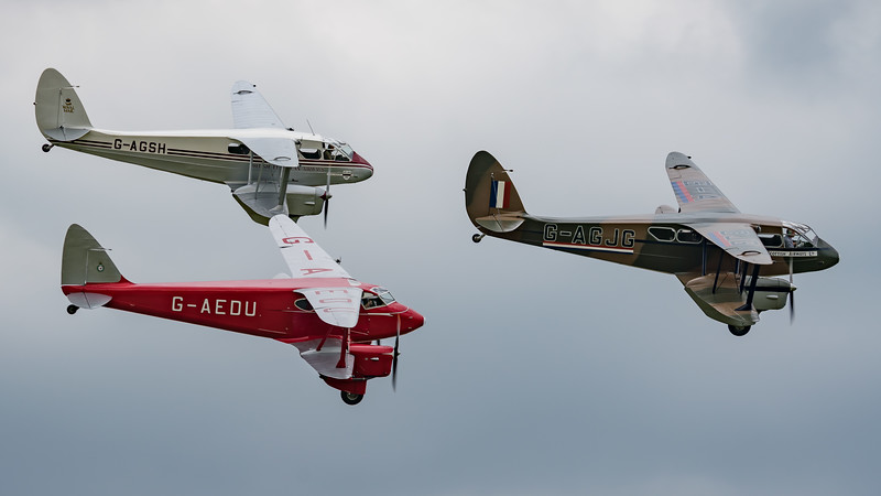 Family Airshow 2019, Shuttleworth - 04/08/2019@16:48