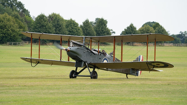 Family Airshow 2019, Shuttleworth - 04/08/2019@15:01