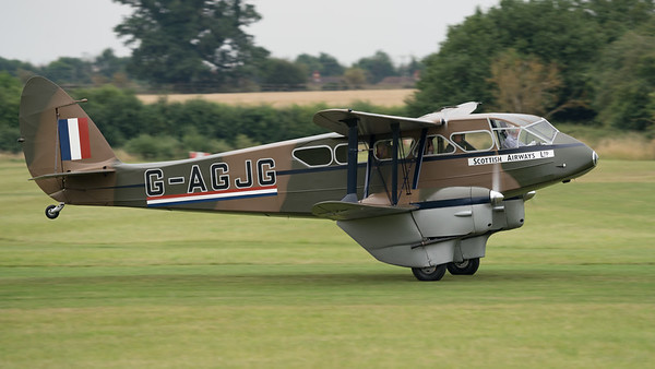 Family Airshow 2019, Shuttleworth - 04/08/2019@18:32