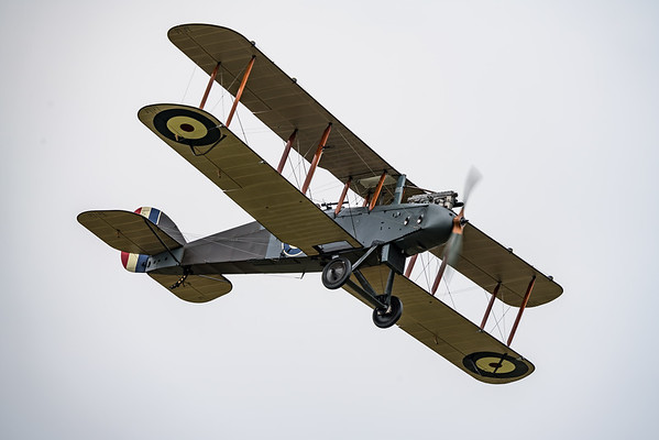 Family Airshow 2019, Shuttleworth - 04/08/2019@14:56