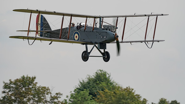 Family Airshow 2019, Shuttleworth - 04/08/2019@11:13
