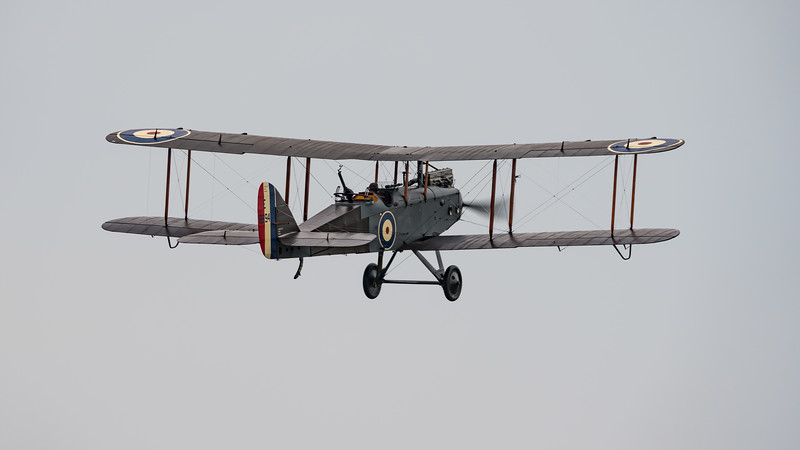 Family Airshow 2019, Shuttleworth - 04/08/2019@14:43