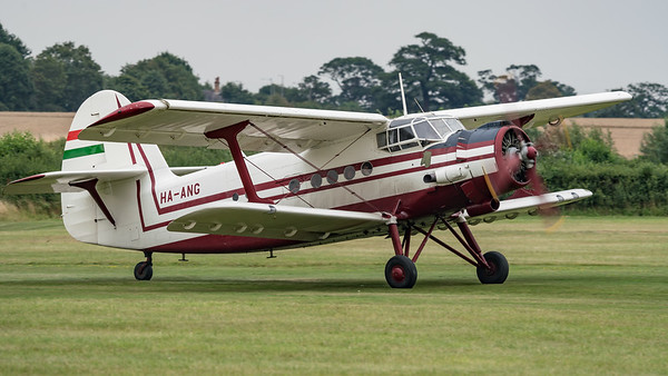 Family Airshow 2019, Shuttleworth - 04/08/2019@16:45