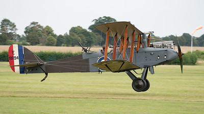 Family Airshow 2019, Shuttleworth - 04/08/2019@15:00