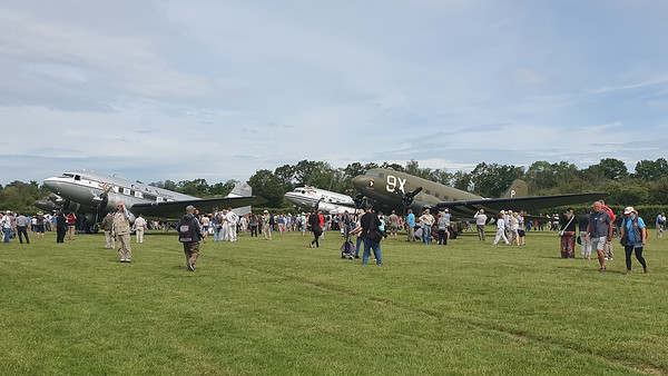 Shuttleworth, Shuttleworth Festival of Flight - 02/06/2019@10:51