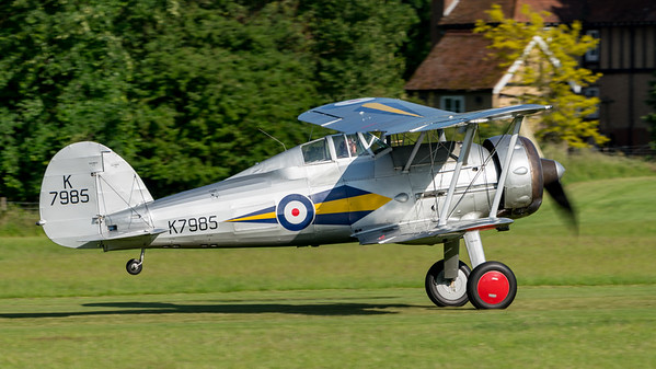 June Evening Show 2019, Shuttleworth - 15/06/2019@17:57