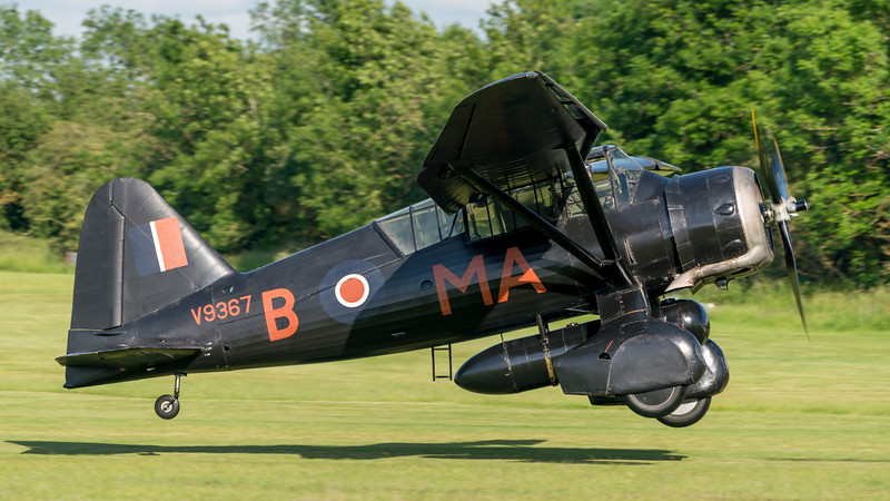 June Evening Show 2019, Shuttleworth - 15/06/2019@17:56