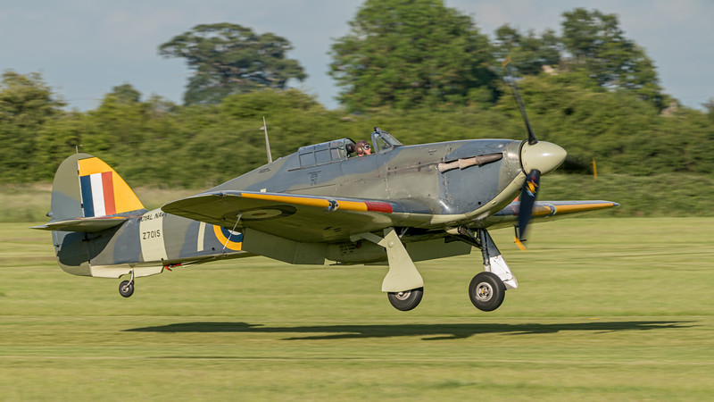 June Evening Show 2019, Shuttleworth - 15/06/2019@18:50