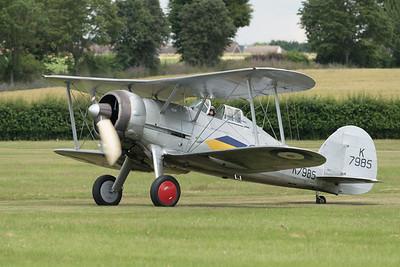 Military Airshow 2019, Shuttleworth - 07/07/2019@14:50