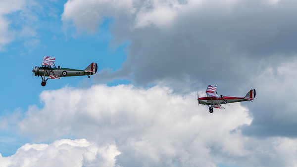 Military Airshow 2019, Shuttleworth - 07/07/2019@14:16