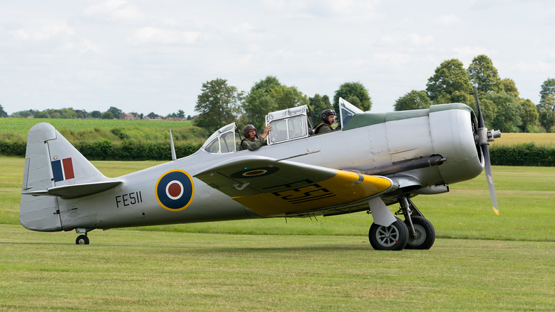Military Airshow 2019, Shuttleworth - 07/07/2019@11:14