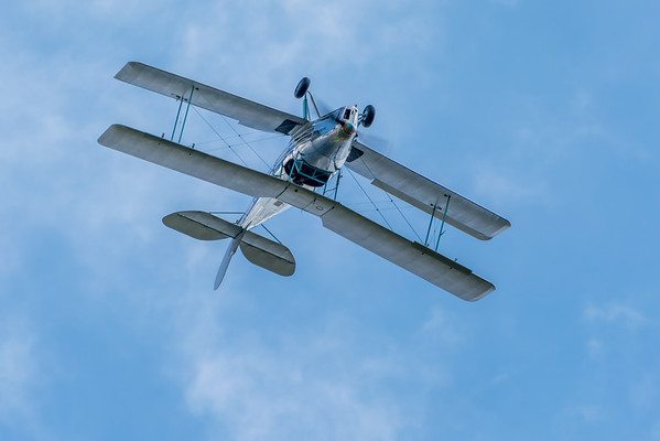 Military Airshow 2019, Shuttleworth - 07/07/2019@14:16