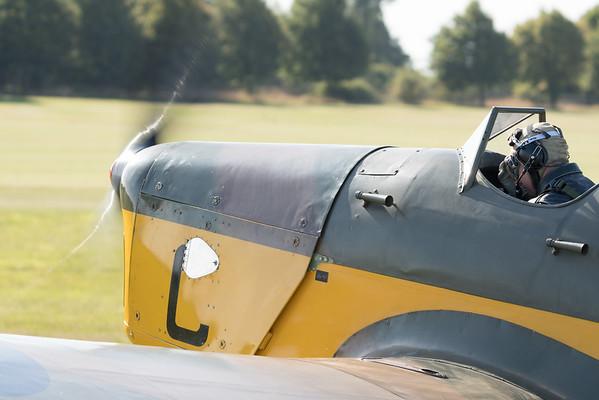 Shuttleworth, Vintage Airshow - 01/09/2019@09:41