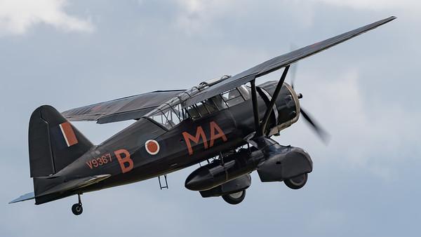 Shuttleworth, Vintage Airshow - 01/09/2019@14:21
