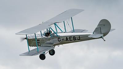 Shuttleworth, Vintage Airshow - 01/09/2019@14:50