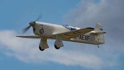 Shuttleworth, Vintage Airshow - 01/09/2019@14:05