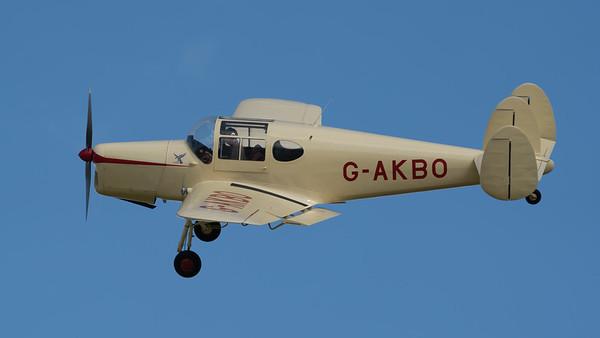 Shuttleworth, Vintage Airshow - 01/09/2019@15:56