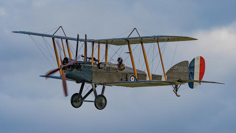 Shuttleworth, Vintage Airshow - 01/09/2019@17:30