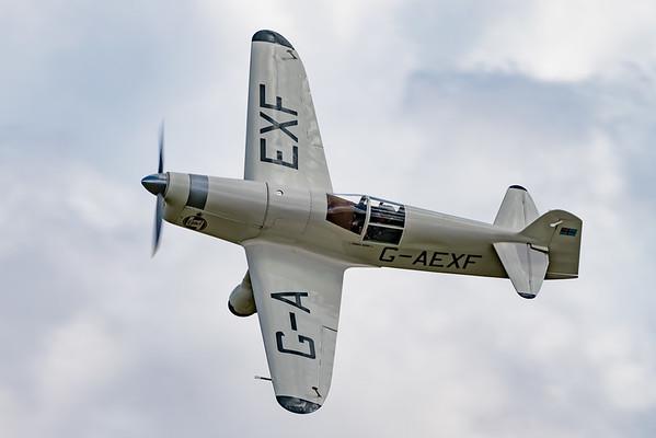 Shuttleworth, Vintage Airshow - 01/09/2019@14:10