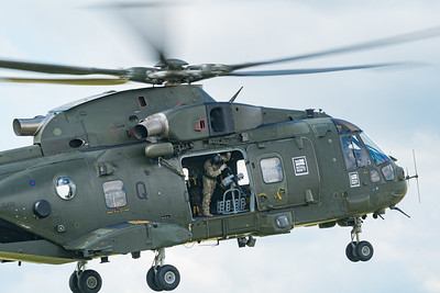 Arrivals Day, Yeovilton Air Day 2-`9 - 12/07/2019@10:16