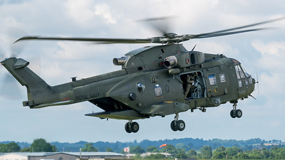 Arrivals Day, Yeovilton Air Day 2-`9 - 12/07/2019@10:17