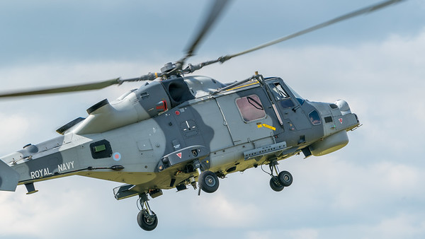 Arrivals Day, Yeovilton Air Day 2-`9 - 12/07/2019@10:18