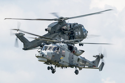 Arrivals Day, Yeovilton Air Day 2-`9 - 12/07/2019@10:29