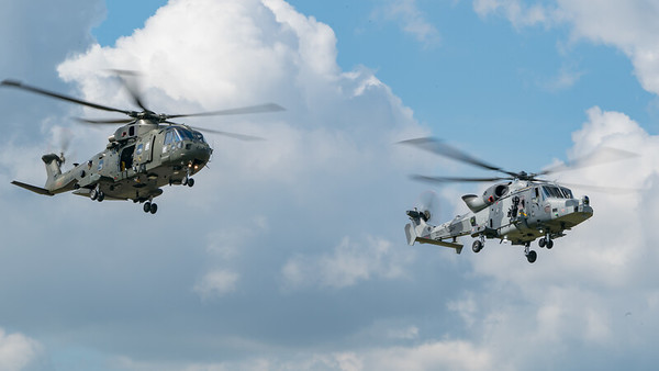 Arrivals Day, Yeovilton Air Day 2-`9 - 12/07/2019@10:30