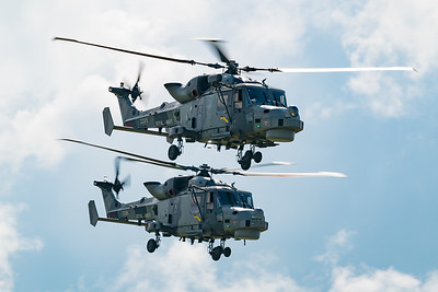 Arrivals Day, Yeovilton Air Day 2-`9 - 12/07/2019@10:25