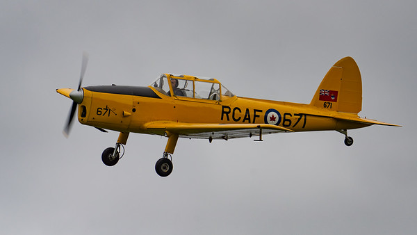 Shuttleworth, Shuttleworth De-Havilland Airshow - Sun 27/09/2020@14:05